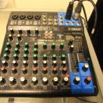 Console de mixage MG 10 XU