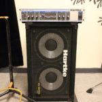 Ampli Basse HARTKE XL + Tête d'Ampli Model HA 2500 250W