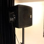 2 Enceintes/ Retour ALTO SXM 112A Tourmax