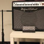 Ampli Guitare Hugues & KETTNERTube 50 + 1 Pédale d'effet 3 pistes