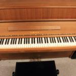 1 Piano Droit en bois Yamaha LU201