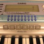 Clavier Casio WK 3000/3500