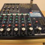 Console de Mixage Yamaha MG102C